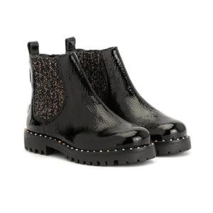 SOPHIA WEBSTER MINI- Rainbow Studded boots