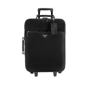 this Prada Nylon Wheel-Away Trolley Case 1