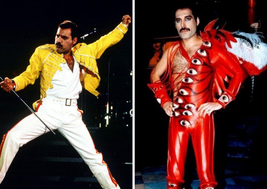Freddie Mercury: A Legend in Fashion