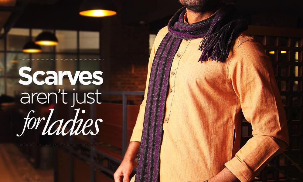 Scarves to Wear for Men