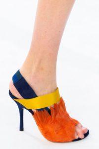 dries-van-noten-ss19-feather-shoe-detail-top-10-shoes-paris