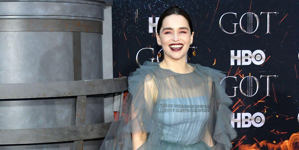 Shopper's Alley Style Retrospective: Emilia Clarke